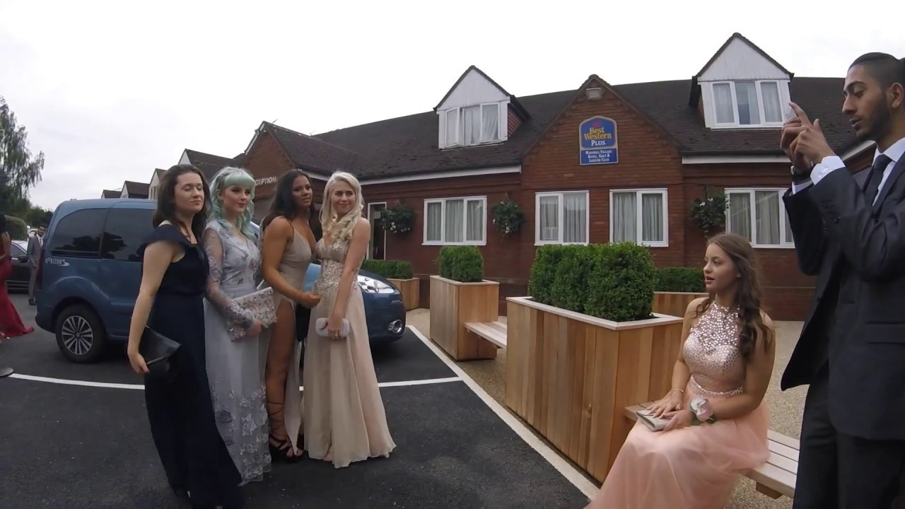 Blue Coat School Coventry Year 11 Leavers Prom