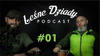 Leśne Dziady Podcast #01 - pilotaż bushcraft - survival w LP #lasypanstwowe #legalnebiwakowanie