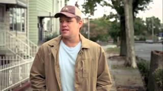 Feeding America ad with Matt Damon