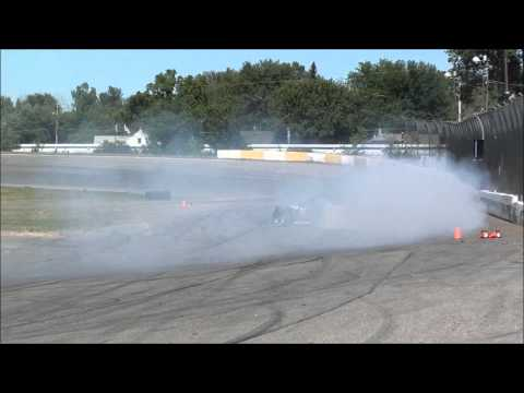 Mike Skudlarek Drifting