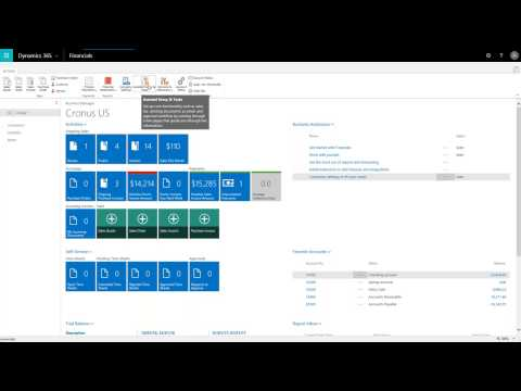 Connect Your Business with Dynamics 365 Financials