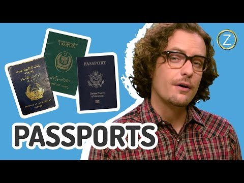 Where Your Passport Can't Take You