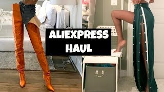 ALIEXPRESS HAUL #10