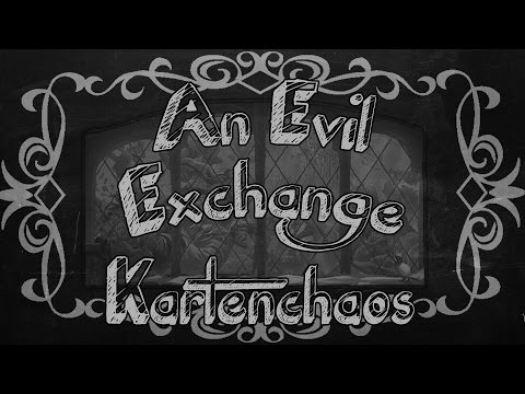 Aufregers Kartenchaos - An Evil Exchange - (German/Deutsch)
