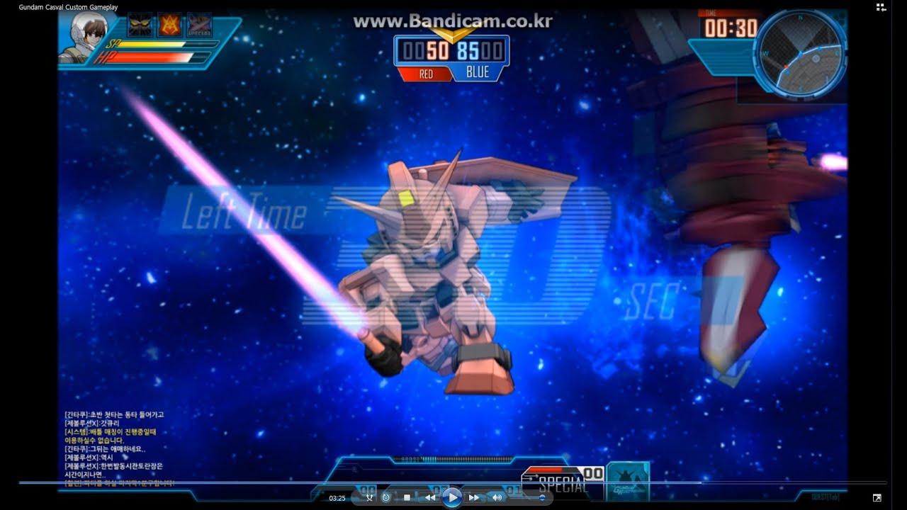 Sd Gundam Next Evolution Gundam Casval Custom Sdgn