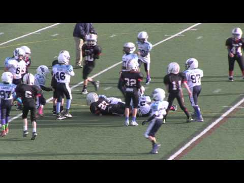 Pop Warner 2015 - Week 4 - E Team