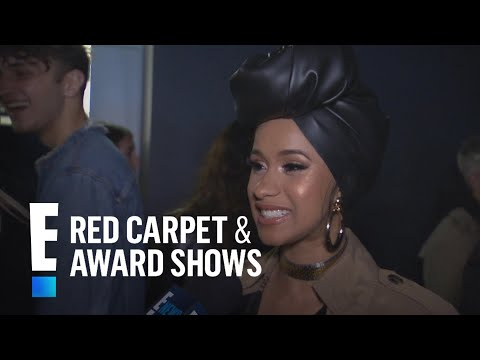 """Cardi B """"Kept It Together"""" Sitting Next to Anna Wintour at NYFW 