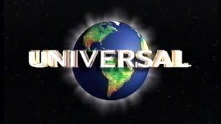 Universal (1998) Company Logo (VHS Capture)