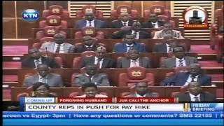 MPs remove themselves from the list of state officials and want to control their pay