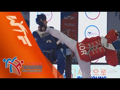[SEMI FINAL] MALE | AZERBAIJAN vs. KOREA / 2015 WTF WORLD CUP TAEKWONDO TEAM CHAMPIONSHIPS