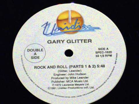 Rock and roll parts 1 & 2  Gary Glitter