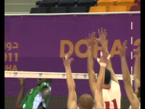 Arab Games 2011 _ Mohamed Bassuony Bilingual M.C