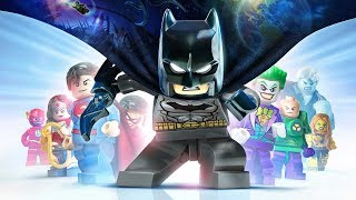 Пробуем LEGO Batman 3 Beyond Gotham