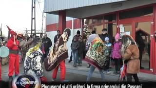 PLUGUȘORUL ȘI ALȚI URĂTORI LA FIRMA PRIMARULUI DIN PAȘCANI