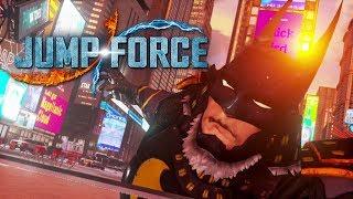 Ninja Batman for Jump Force Download.