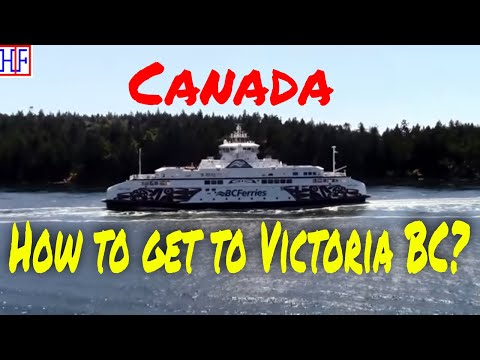 Victoria BC | How to get to Victoria BC? | Travel Information | Episode# 1