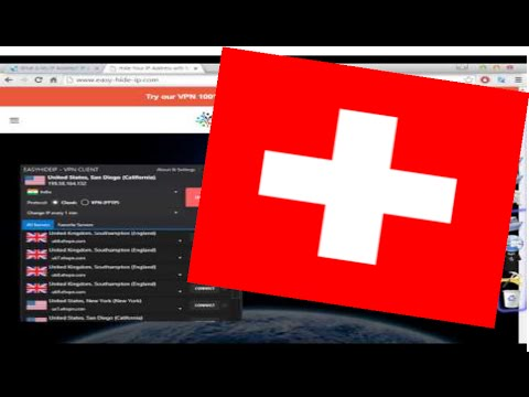 How to Get a Switzerland Ip Address! Switzerland Vpn With Proxy list