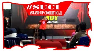 vuclip Stand Up Competition Ketapang - Ical Lele
