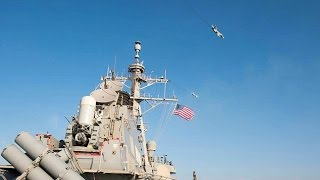 Russia issues chilling warning to U.S over naval incident with USS Donald Cook  (DDG 75)