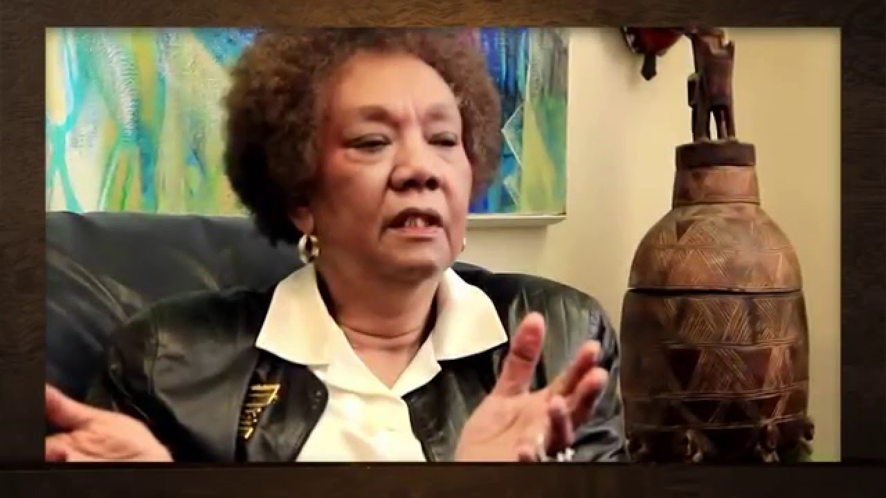 Tribute to Dr Frances Cress Welsing on The Rock Newman Show