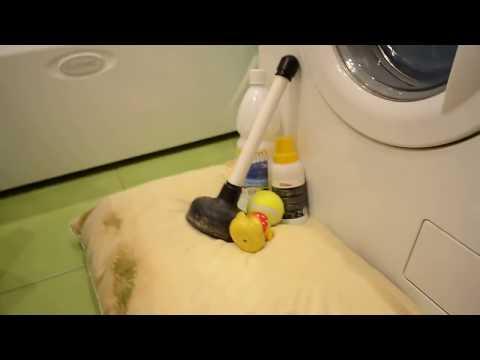 Как стирать пуховые подушки в стиральной машине