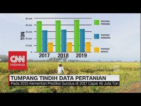 Tumpang Tindih Data Pertanian Mp3