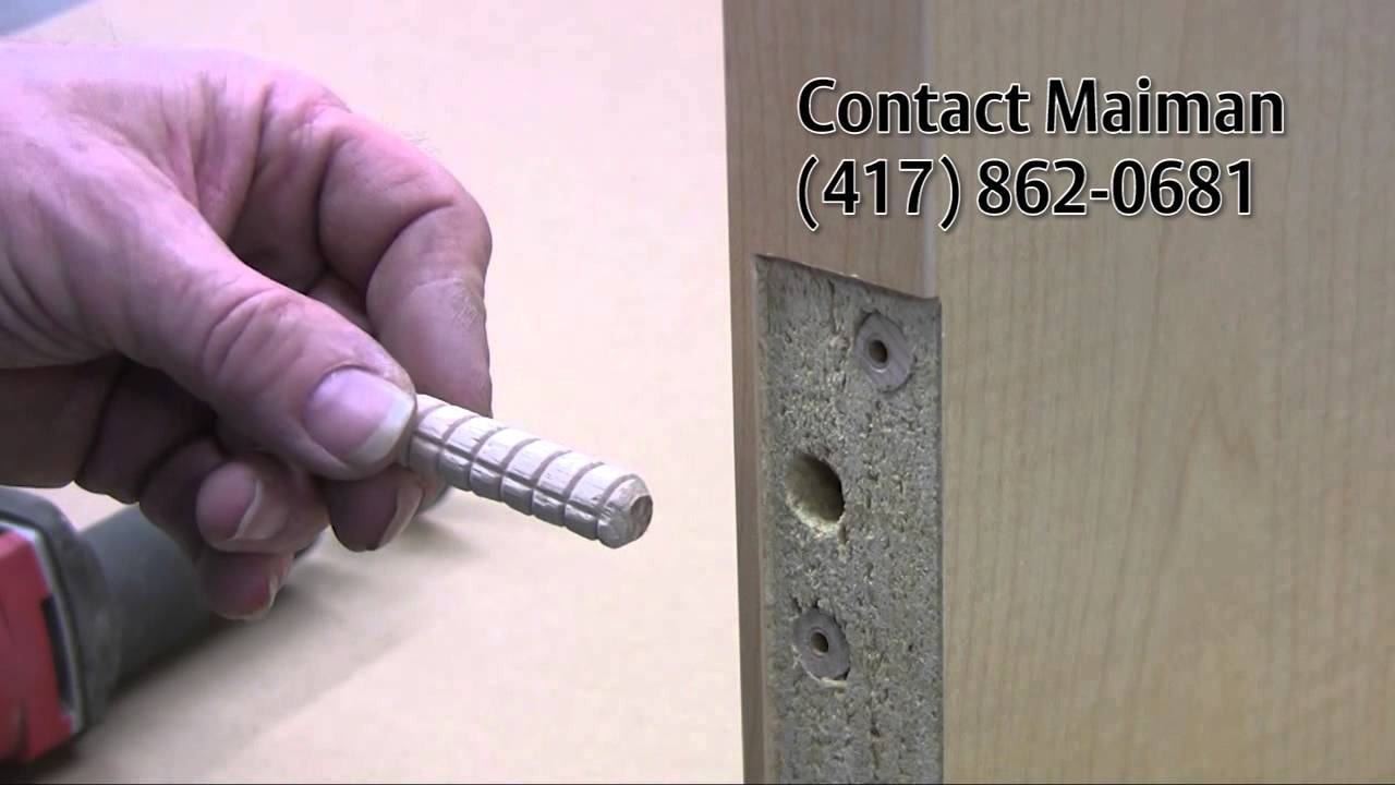 Maiman Thermal Fuse Door Dowel Replacement & Maiman Thermal Fuse Door Dowel Replacement - YouTube Pezcame.Com