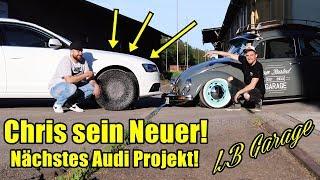 LB GARAGE | Noch ein Audi Projekt? Chris sein neuer!