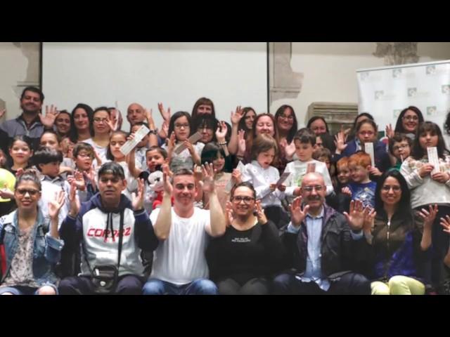 Cuentacuentos en lengua de signos - Biblioteca Pública de Zamora