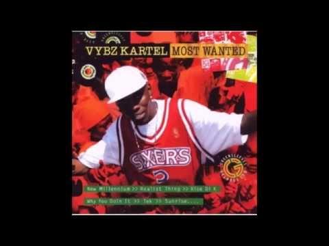 Vybz Kartel Most Wanted Full Album