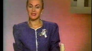 Реклама -анонс  1  канал Останкино  октябрь 1992