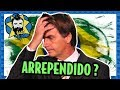 BOLSONARO SE ARREPENDE DE SER PRESIDENTE   Galãs Feios