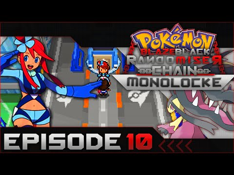 "Pokemon Blaze Black Random Chain-Monolocke |#10| ""The Rage is Real"""