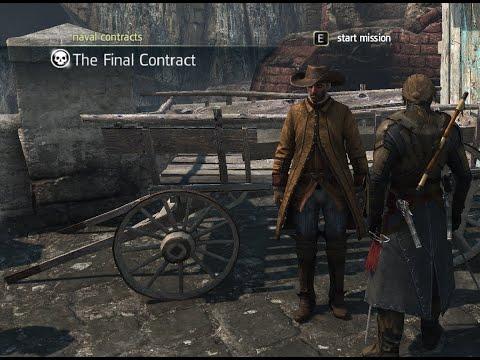 Assassin's Creed IV Black Flag (Serranilla Naval contract)
