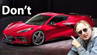 Why Not to Buy the New Mid-Engine Chevy Corvette