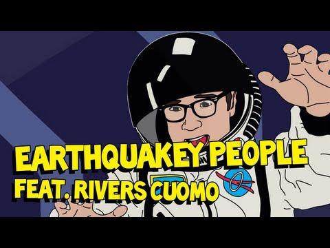 Earthquakey People (ft. Rivers Cuomo) - Steve Aoki AUDIO