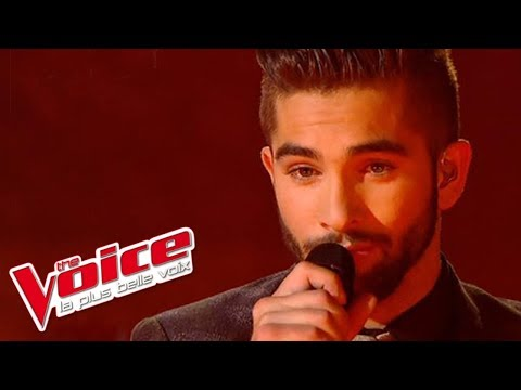 The Voice 2014│Kendji Girac - Belle (Notre Dame de Paris)│Demi Finale