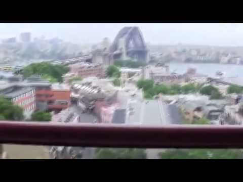 Tour Of The Quay West Suites Sydney Hotel Room Youtube
