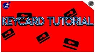 ROBLOX Studio Tutorials - Keycard Door