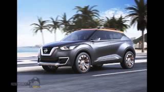 Nissan Kicks 2016 новые авто и концепты