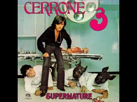 "Cerrone -- Sweet Drums  ""1977""  slow"