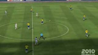 2010 Fifa World Cup- United States 1-0 Brazil (Goal:Dempsey)
