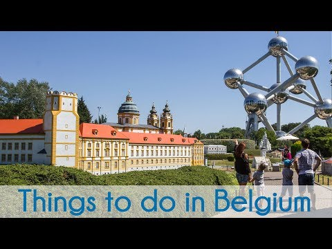 Things to do in Belgium | Travel with kid's | Trailer | Brussels | Ghent | Antwerp | Brugges