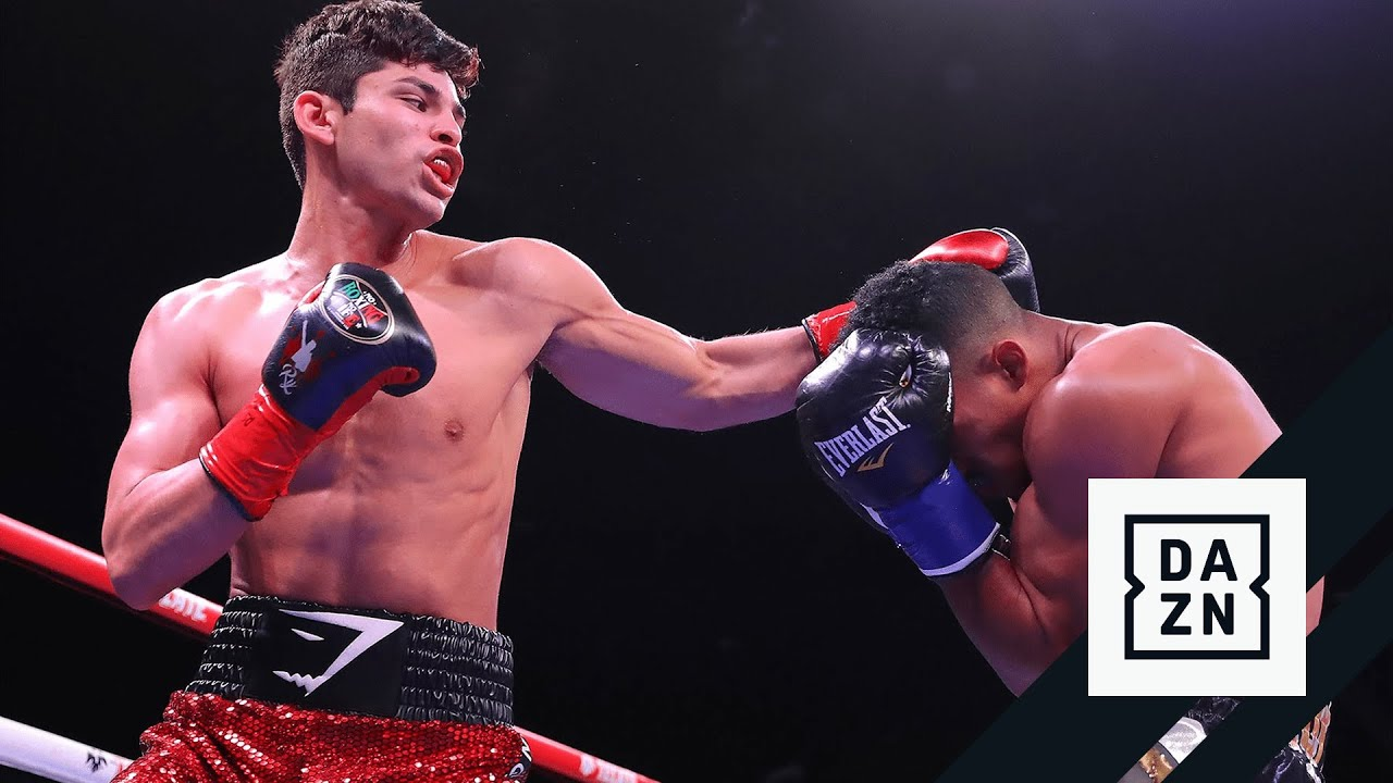 HIGHLIGHTS | Ryan Garcia Gets TKO Victory Over Jose Lopez