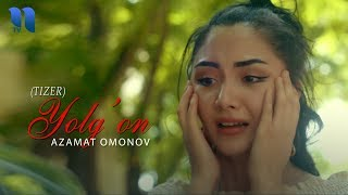 Azamat Omonov - Yolg'on (tizer)   Азамат Омонов - Ёлгон (тизер)