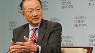 رئيس البنك الدولي يعلن زيادة قدرها 100 مليار دولار في قدرة الإقراض