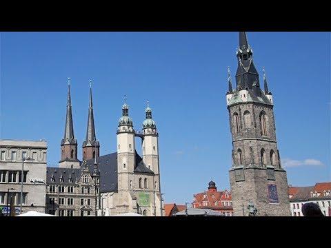 Halle (Saale) - Sehenswürdigkeiten der Händelstadt