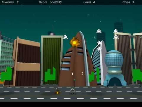Futurama Invaders Video 2