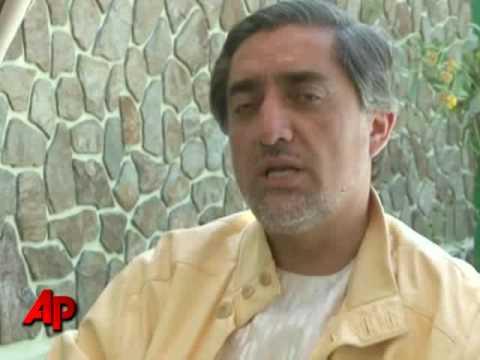 Karzai, Abdullah Both Claim Lead