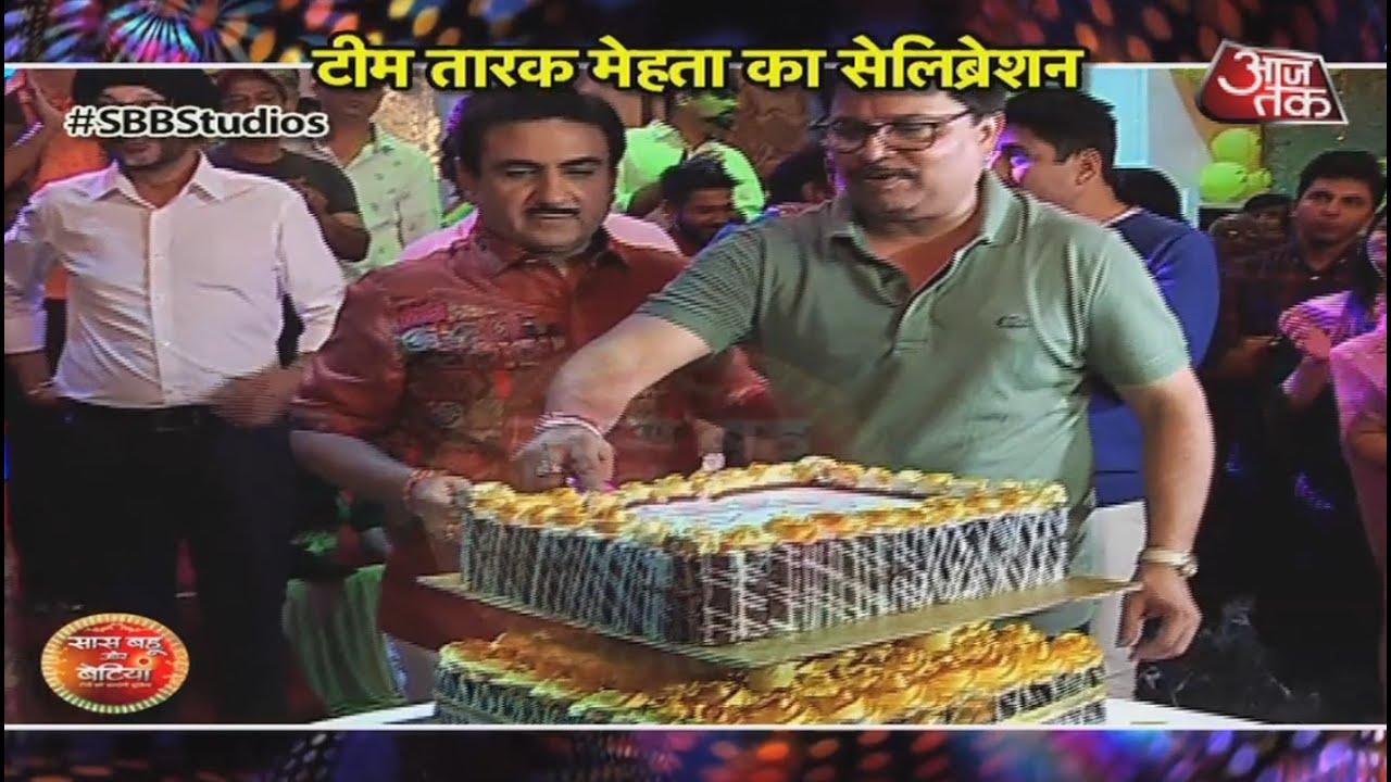 Download Team Taarak Mehta Ka Ooltah Chashmah's GRAND 11 Year Celebrations!